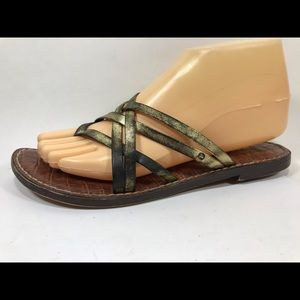 Sam Edelman Georgette Slide Sandals 7M Thong